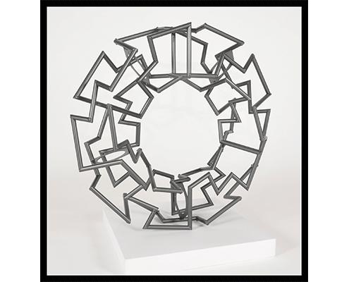 Discrete Möbius Ring