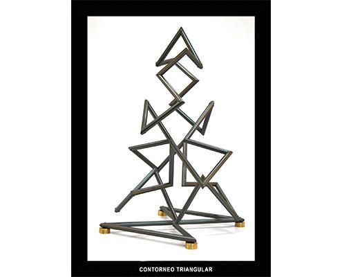 Contorneo Triangular