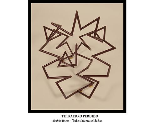 Tetraedro perdido
